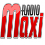 Logo da emissora Radio Maxi 90.0 FM
