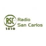 Logo da emissora Radio San Carlos 1510 AM