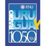 Logo da emissora Radio Uruguay 1050 AM