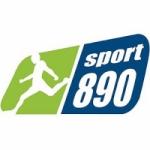 Logo da emissora Radio Sport 890 AM