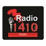 Logo da emissora Radio 1410 AM