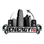 Logo da emissora Energy FM 96.4 FM
