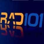 Logo da emissora Radio 101 FM