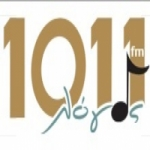 Logo da emissora Radio Logos 101 FM