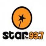 Logo da emissora Radio Star 93.7 FM