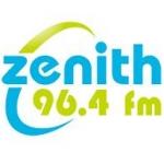 Logo da emissora Radio Zenith 96.4 FM