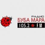 Logo da emissora Bubamara 105.2 FM