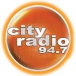 Logo da emissora City 94.7 FM