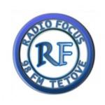 Logo da emissora Focus 98.0 FM