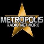 Logo da emissora Metropolis 99.4 FM