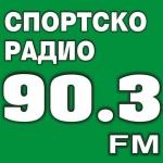 Logo da emissora Sportsko Radio 90.3 FM