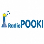 Logo da emissora Radio Pooki 89.3 FM