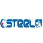 Logo da emissora Radio Steel 95.9 FM