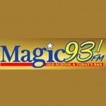 Logo da emissora WBBK 93.1 FM