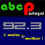 Logo da emissora R�dio ABC Portugal 92.3 FM