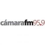 Logo da emissora Radio C�mara FM 95.9