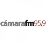 Logo da emissora Radio Cámara FM 95.9