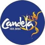 Logo da emissora Radio Candela 101.9 FM