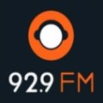 Logo da emissora Radio La 92.9 FM