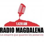 Logo da emissora Radio Magdalena 1420 AM