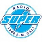 Logo da emissora Radio Super 1200 AM