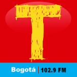 Logo da emissora Radio Tropicana 102.9 FM