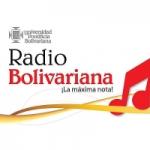 Logo da emissora Radio Bolivariana 92.4 FM