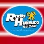 Logo da emissora Radio Hu�nuco 94.7 FM