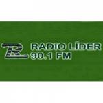 Logo da emissora Radio Lider 90.1 FM