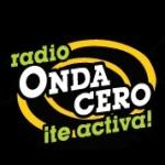 Logo da emissora Radio Onda Cero 98.1 FM