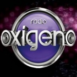 Logo da emissora Radio Oxigeno 102.1 FM