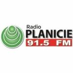Logo da emissora Radio Planicie 91.5 FM