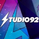 Logo da emissora Radio Studio 92.5 FM