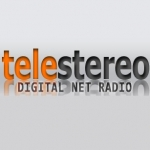 Logo da emissora Radio Telestereo 88.3 FM
