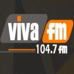Logo da emissora Radio Viva 104.7 FM