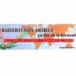 Logo da emissora Radio América 1480 AM