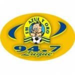 Logo da emissora Radio Azul y Oro 94.7 FM