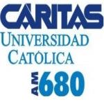 Logo da emissora Radio Cáritas 680 AM