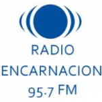 Logo da emissora Radio Encarnaci�n 95.7 FM