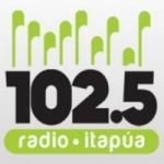 Logo da emissora Radio Itapúa 102.5 FM