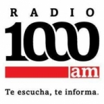 Logo da emissora Radio 1000 AM
