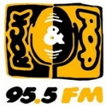 Logo da emissora Radio Rock & Pop 95.5 FM