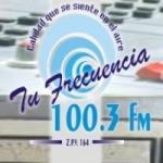 Logo da emissora Radio San Fernando 100.3 FM