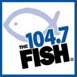 Logo da emissora WFSH 104.7 FM