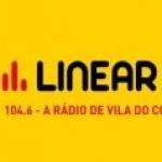 Logo da emissora Rádio Linear 104.6 FM