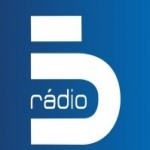 Logo da emissora Rádio 5 FM 89.0
