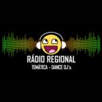 Logo da emissora Rádio Regional Dance Dj's