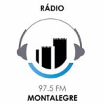 Logo da emissora Rádio Montalegre 97.5 FM