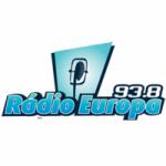Logo da emissora Rádio Europa 93.8 FM