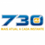 Logo da emissora Rádio 730 AM